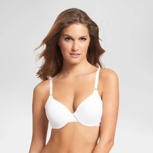 63a3434e70 Simply Perfect by Warner s Cushioned Comfort Underwire Bra 1593TA - 38C  White