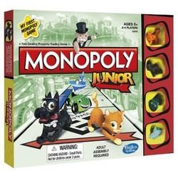 Monopoly Junior Board Game 1621931