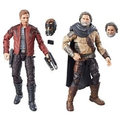 Marvel Legends Guardians of the Galaxy Vol. 2 Marvel's Ego & Star-Lord 2pk 1625961
