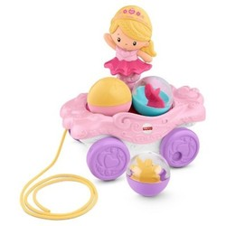 Fisher-Price Twirlin' Princess Carriage 1626173