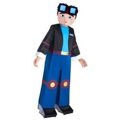 Tube Heroes Dan TDM Boys' Costume - Size: S (4-6) 1626730