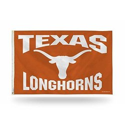 NCAA Texas Longhorn Banner Flag Sports Fan Home Decor, Multicolor, One Size