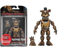 FUNKO ARTICULATED ACTION FIGURE: Five Nights At Freddy's - NM Freddy 1632471