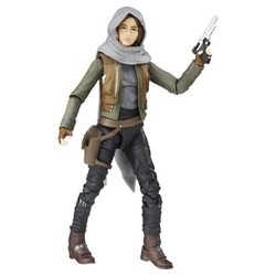 Star Wars Rogue One Sergeant Jyn Erso The Black Series Action Figure 1633508