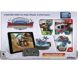 Skylanders SuperChargers Starter Pack (iPad) 1637064