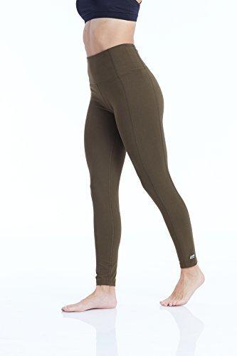 87f180f68b3e5 Marika Olivia High-Rise Tummy-Control Leggings - Juniper Green ...