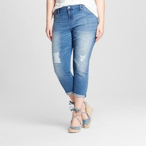 887606f7dd011 Ava   Viv Women s Plus Size Jeggings - Medium Wash - Size 16W ...
