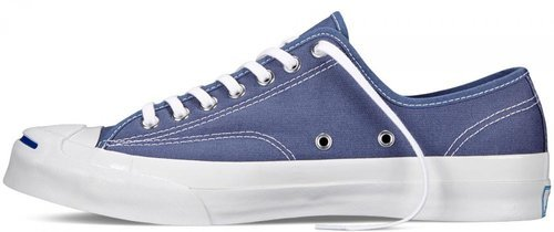 4c3782ea6d1d ... Converse Jack Purcell Signature Ox Low Top Sneaker - True Navy - Size   5 ...
