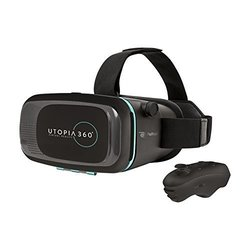 VOX+ Z3 3D VR Virtual Reality Headset Viewing Glasses For IPhone, Samsung, And 1645945