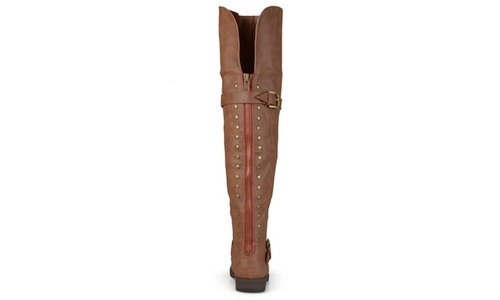 1bf11abad9d ... Journee Collection Kane Over-The-Knee Womens Riding Boots - JCPenney  Brown ...