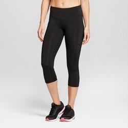 Women's Embrace Capri Leggings - C9 Champion  Black M 1655204