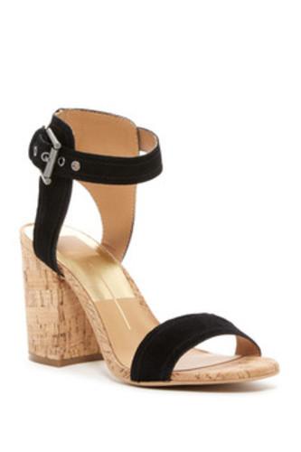 030da1d454d Dolce Vita Women s Cally Block Heel Sandal - Black - Size 10 - Check ...