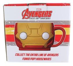 Funko Pop! Marvel Avengers Iron Man 12 oz. Ceramic Mug 1643370