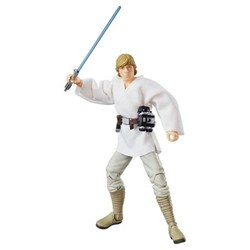 Star Wars  Luke Skywalker Action Figure The Black Series 40th Anniversary 1660957