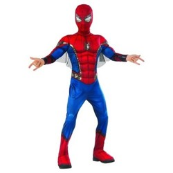 Boys' Marvel  Spider-Man Muscle Costume - S (4-6) 1667291