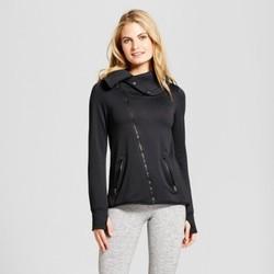Women's Tech Fleece Asymmetrical Jacket - C9 Champion  Black XS 1668803