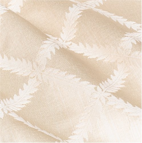 dca71e0ff77 Lenox Laurel Leaf Lattice Cotton Blend Tablecloth - Ivory - Size 70