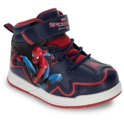 Marvel Spider-Man Toddler Boys' Homecoming Hiker Boots - Black - Size:12 1684787