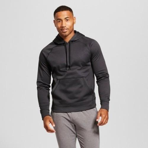 79da4a14c8 ... C9 Champion Men's Tech Fleece Pullover Sweatshirt - Black Heather ...