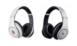 68306888abf8 Beats by Dr. Dre Studio Wired Over-Ear Headphones: White - Check Back Soon  - BLINQ