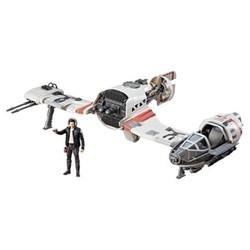 Star Wars Force Resistance Ski Speeder and Captain Poe Dameron Figure 1698826