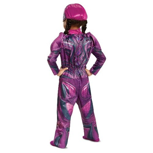 Power Rangers Toddler Pink Ranger Costume Purple Size 2t