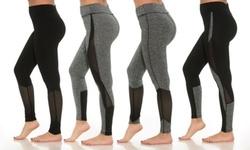 S2 Sportswear Women's Activewear Legging - Black - Size:S 1708444