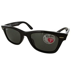 ... Ray-Ban Original Wayfarer Sunglasses - Black Green Acetate - 52MM ( RB2140) ... 55d6733152