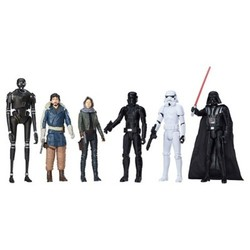 "Star Wars 12"""" Rogue One Action Figure - Pack of 6"" 1718531"