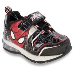 Marvel Toddler Boys' Spider-Man Athletic Sneakers - Black - Size:10 1722612