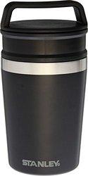 Stanley Adventure Vacuum Mug, Matte Black, 8 oz 1723031