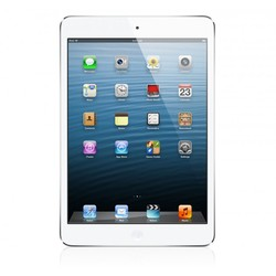 "Apple iPad Mini 2 7.9"" Tablet 64GB WiFi + 4G - White (ME832LL/A)"