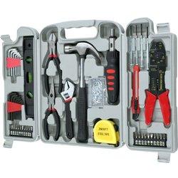 Trademark 130-Piece Hand Tool Set (75-6037)