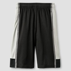Boys' Layered Basketball Short C9 Champion - Black L 1729498