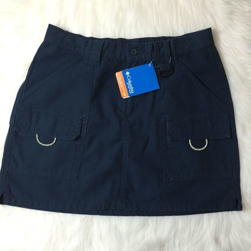8196a16f50 Columbia Women's Reel Collegiate Beauty Skirt - Navy - Size:L - Check Back  Soon - BLINQ