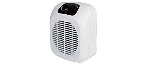 Konwin Small Room Fan Indoor Heater White 1500w Fh 173