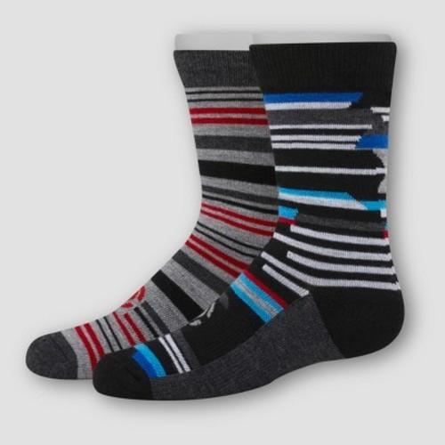 Boys' 2pk Outdoor Athletic Socks - C9 Champion Blue M - Check Back Soon -  BLINQ