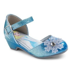 7166b246b114 Frozen Toddler Girls' Round Toe Ballet Shoes - Blue - Size:11 - Check Back  Soon - BLINQ