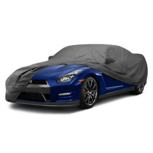 Budge Lite Car Cover Fits Sedans Up To 170 Inches
