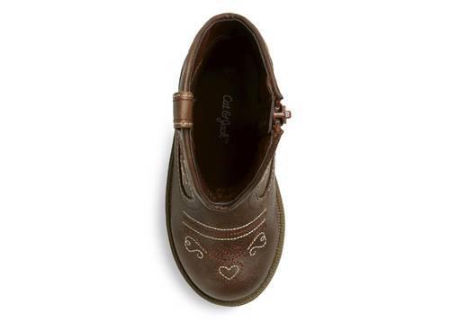 f59c7b054b9 Cat & Jack Toddler Girls' Chloe Cowboy Western Boots - Brown - Size ...