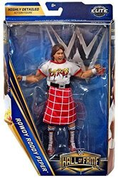 WWE Hall of Fame Elite Collection Rowdy Roddy Piper Action Figure 1768367