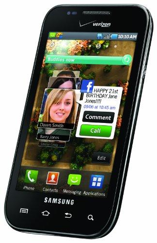 samsung fascinate galaxy s smartphone for verizon wireless sch i500 rh blinq com