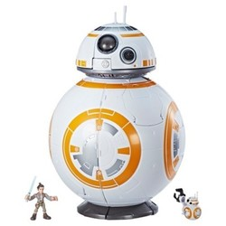 Playskool Heroes Star Wars Galactic Heroes BB-8 Adventure Base 1770702