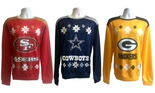 Nfl Ugly Christmas Sweater Oakland Raidersxl Check Back Soon Blinq