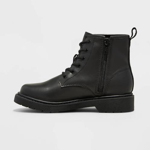 Art Class Boys' Conrad Combat Boots