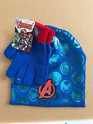 Handwear And Headwear Sets Marvel Black 2 Number Of Pieces 1775990