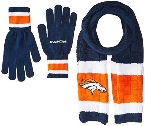 d3f1a2e9 NFL Scarf and Gloves: Denver Broncos - Check Back Soon