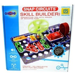 Snap Circuit Skill Builder125 1789131