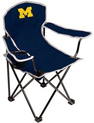 Portable Chair Rawlings Michigan Wolverines Team Color Michigan Wolverines 1805168