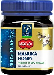 Manuka Health MGO 400+ Manuka Honey 20+ , 250gm - 100% Pure New Zealand Honey